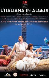 L'Italiana in Algeri (live opera)
