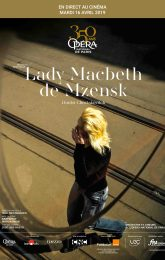 Lady Macbeth of Mtsensk (live opera)