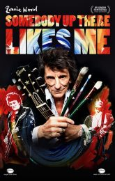 Ron Wood: Somebody Up There Likes Me