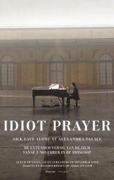 Idiot Prayer – Nick Cave Alone at Alexandra Palace (LIFF)