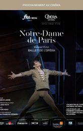 """Notre dame de Paris/""""De klokkenluider van de Notre Dame""""  (balletregistratie)"""